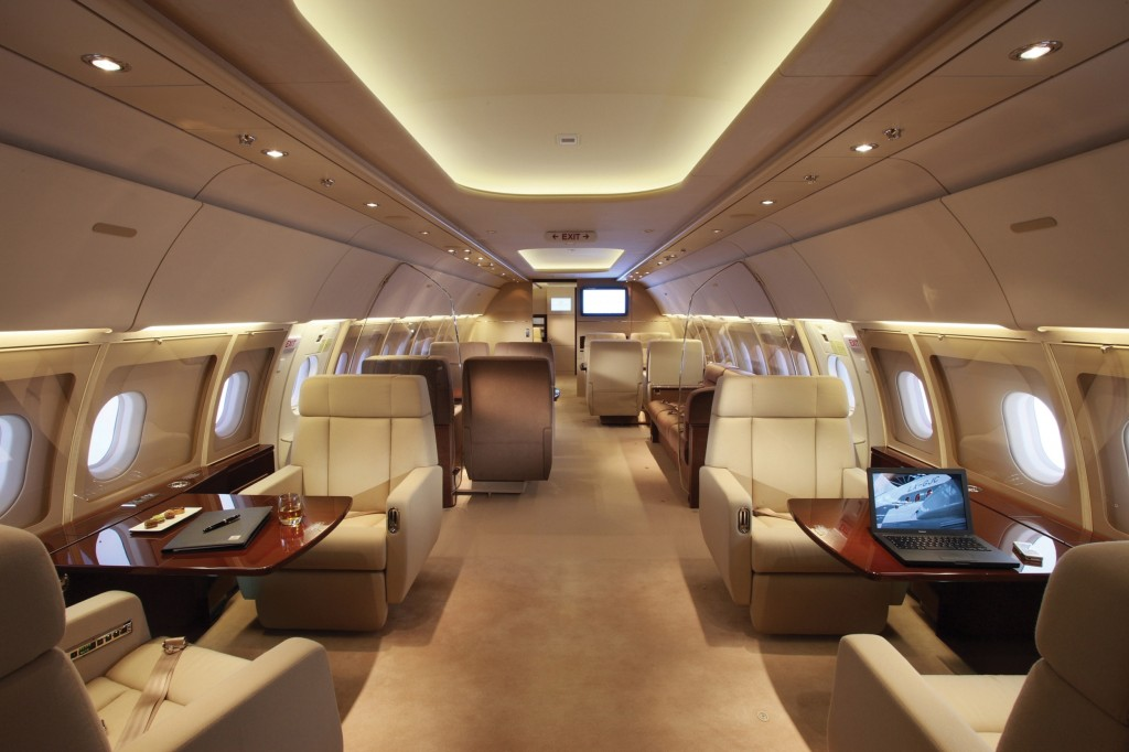Globaljet_Airbus_ACJ318_Cabin