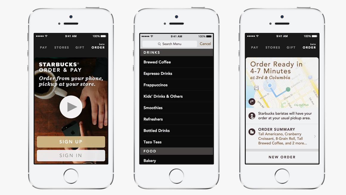 Starbucks-app-order