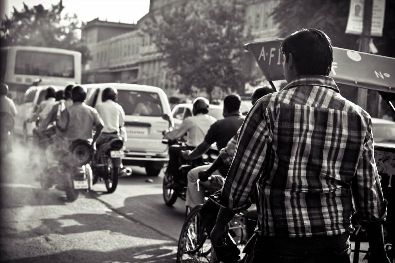 India Traffic_Y'amal