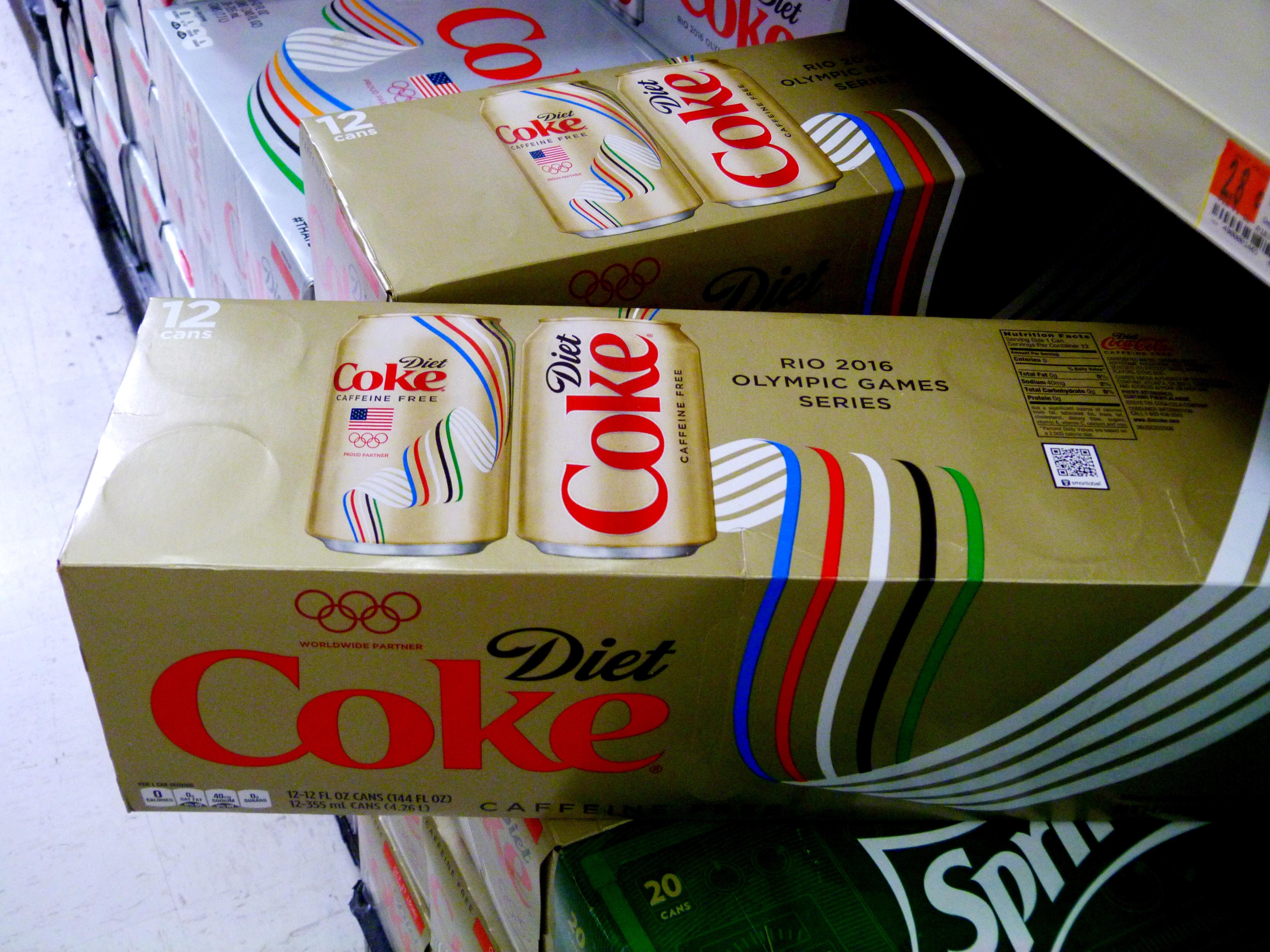 Rio Olympics Coca-Cola