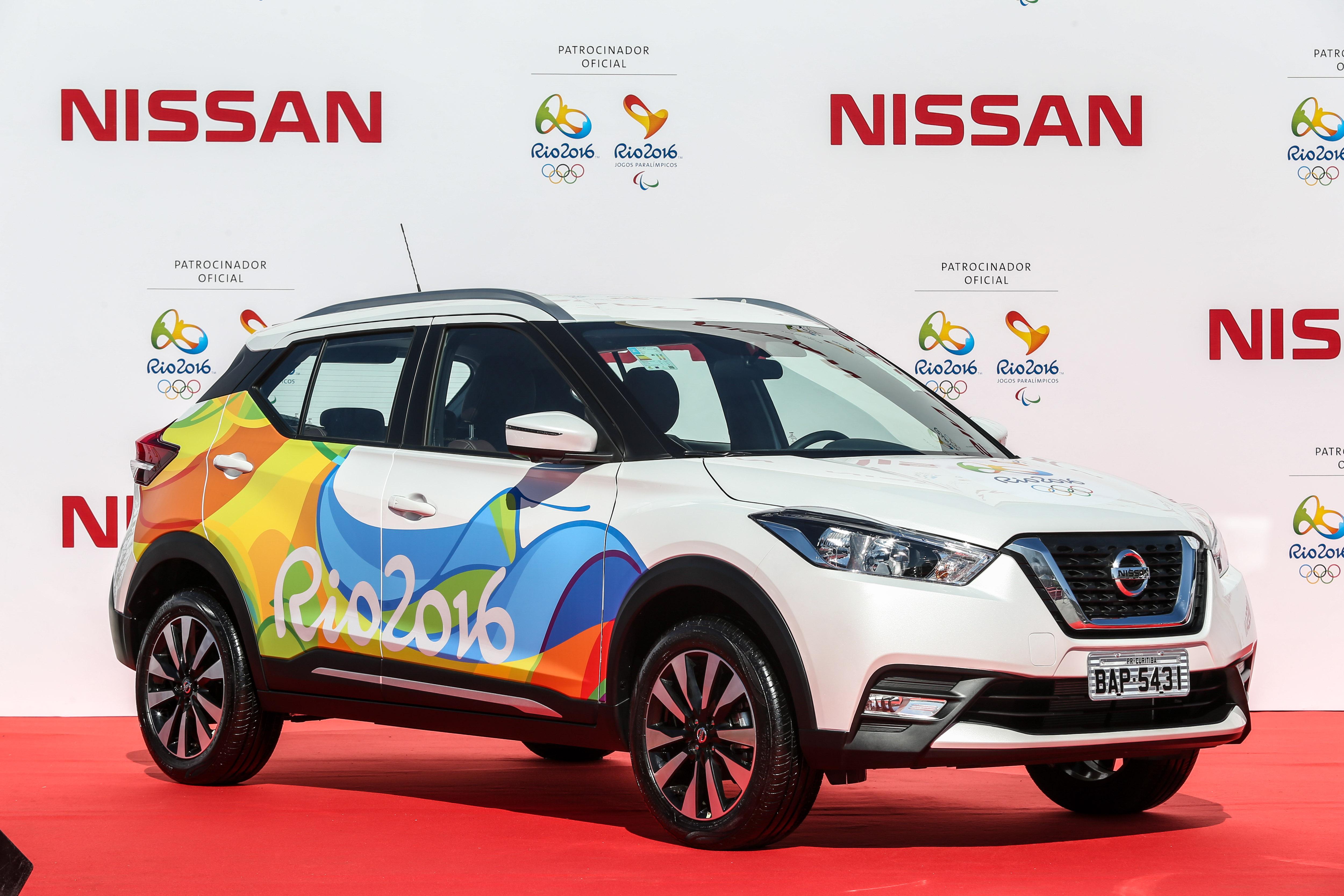 Nissan Olympics Rio