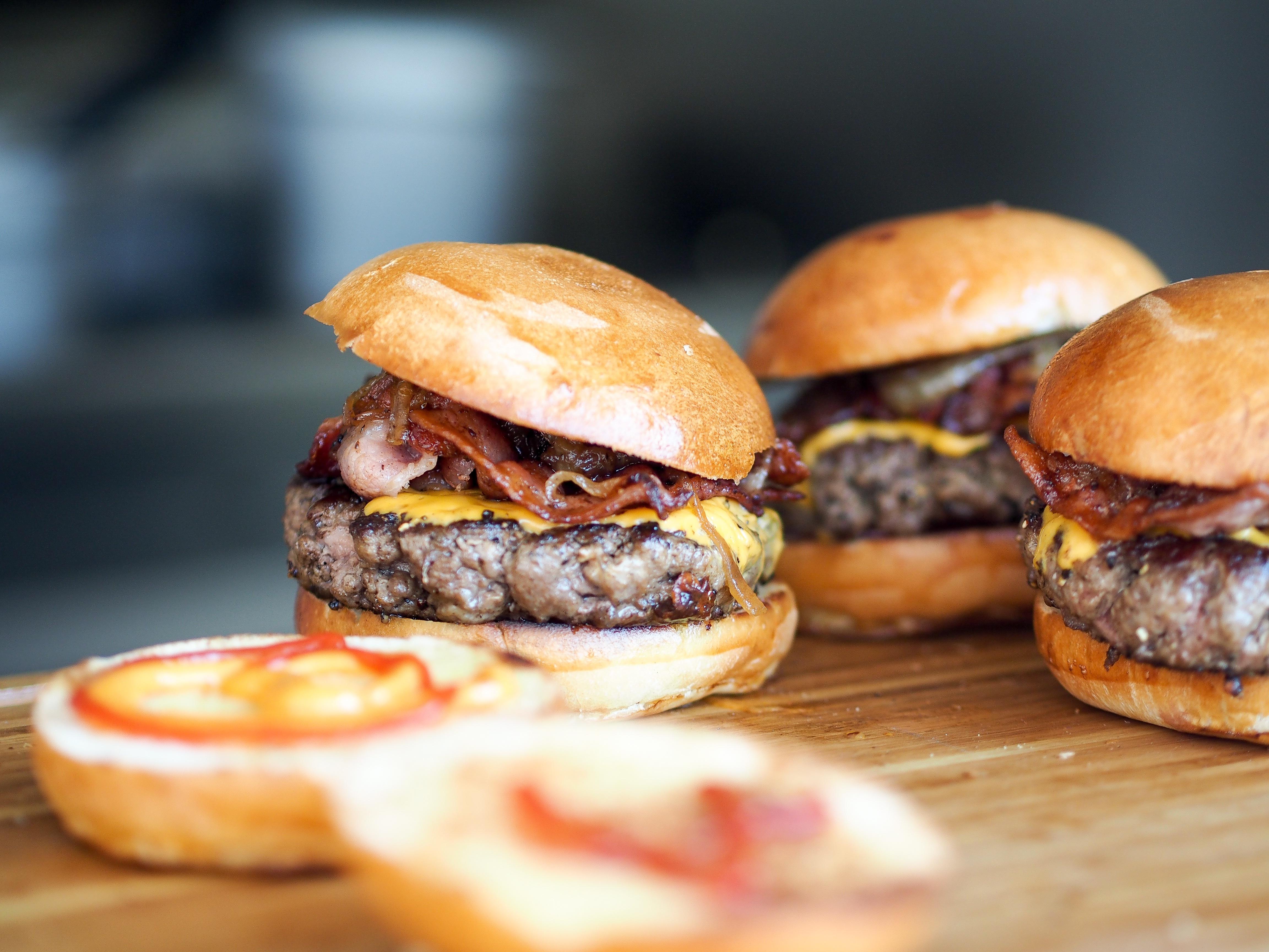 Burger health 2017 trends