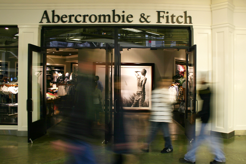 Abercrombie Fitch stores