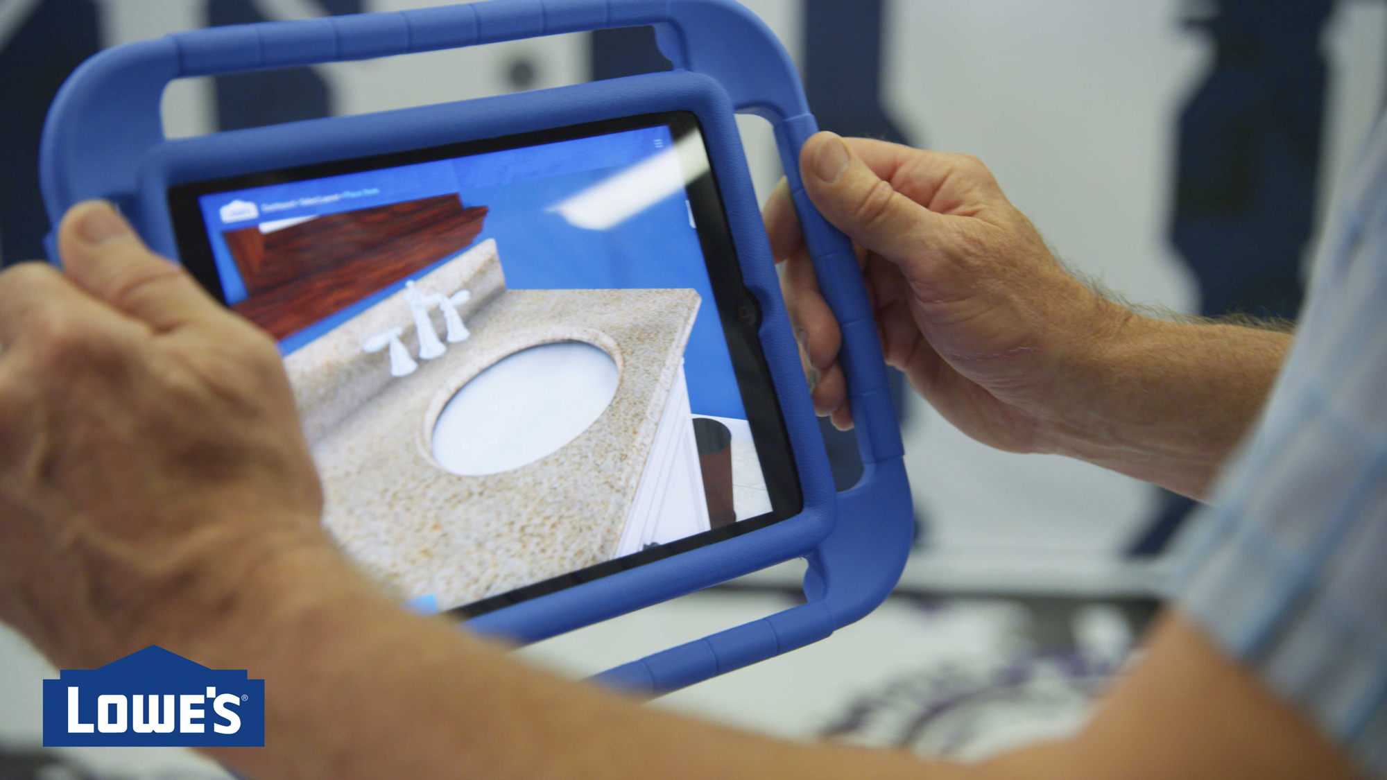 Lowes augmented reality app