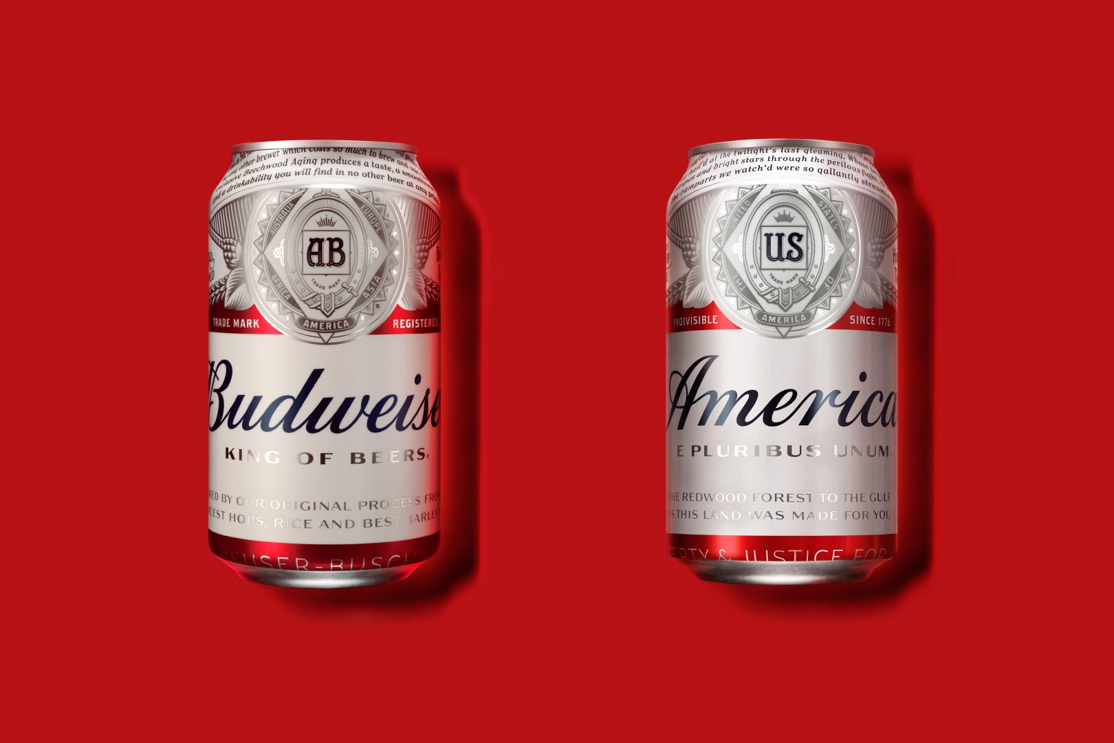 Budweiser America naming